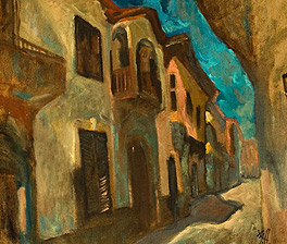Картина «Larnaka»